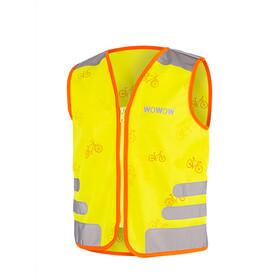 Wowow Nutty Safety Vest Kids, geel